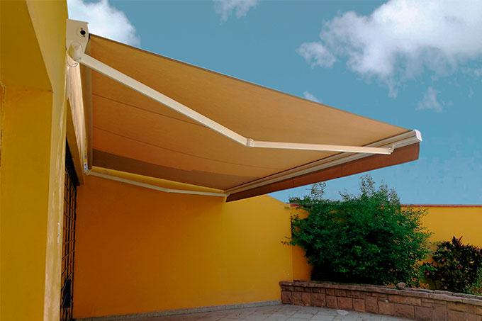 Mega toldos retractiles exclusivos para terrazas patios - Toldos para patios ...